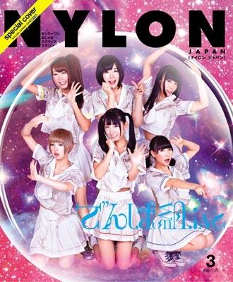 nylon japan premium box vol 13