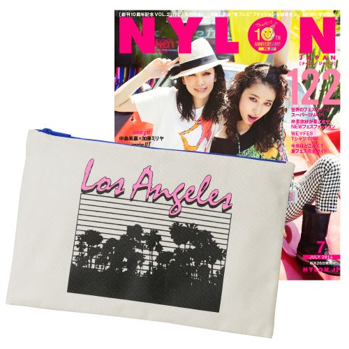 NYLON JAPAN PREMIUM BOX Vol.16