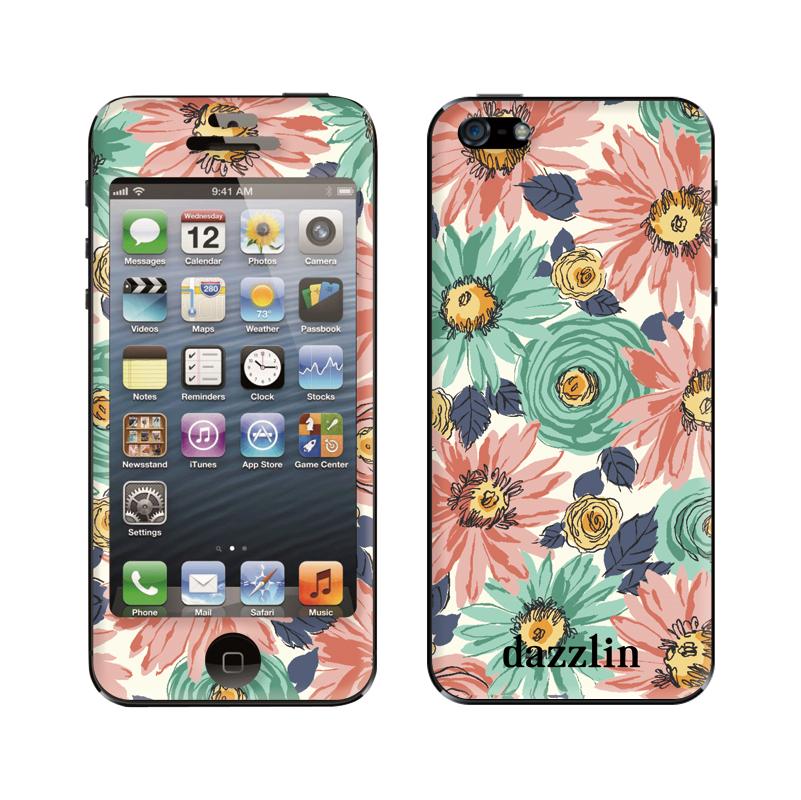 dazzlin_flower_patterns_iphone_seal