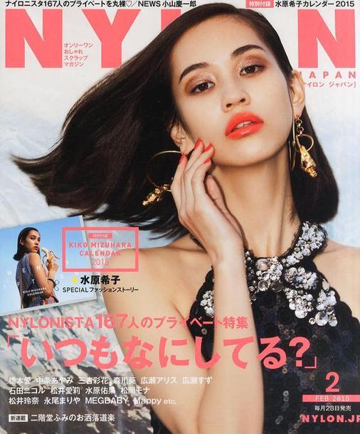 NYLON JAPAN no.129