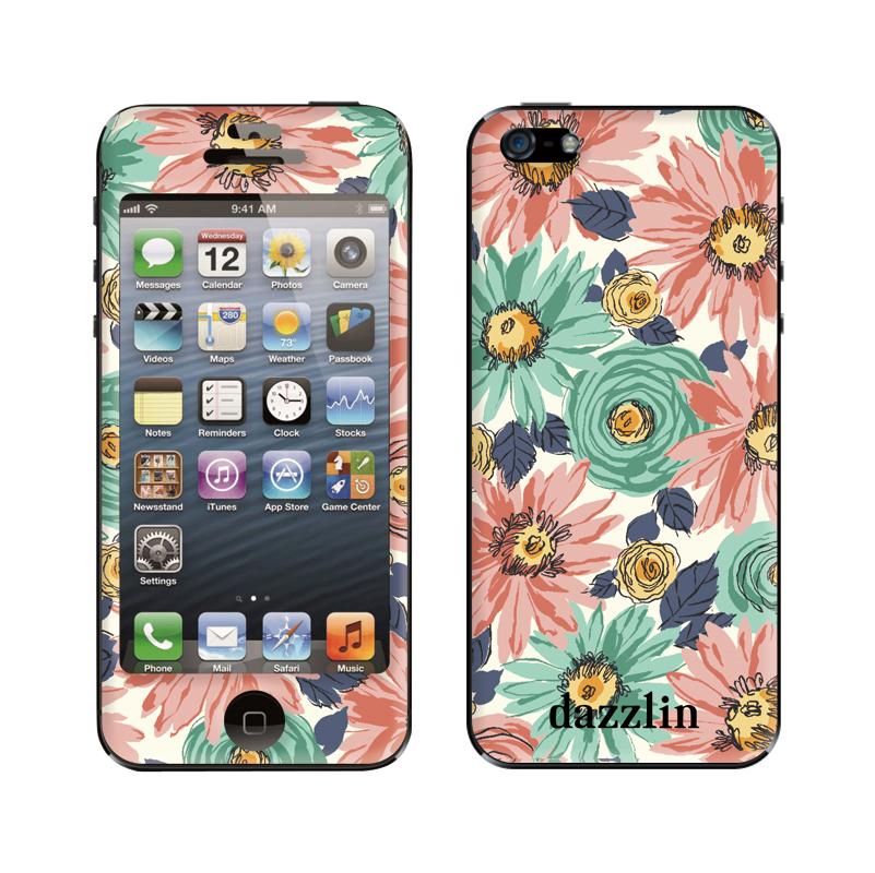 dazzlin_flower_patterns_iphone_seal